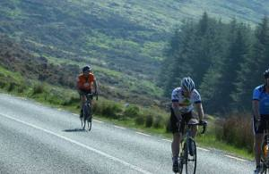 On the Wicklow Gap.